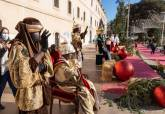 Llegada de los Reyes Magos a Cartagena