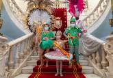 Imágenes del pregón del Carnaval.