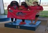 Gran éxito del CN Cartagonova-Cartagena en el campeonato de España de Larga Distancia