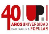 logo UP 40 aniversario