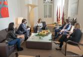 Reunión con el Consejero de Universidades y el presidente de FREMM