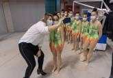 Inauguración de la I Fase online de la Copa de España de Gimnasia Estética de grupo
