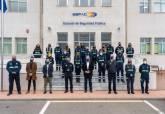 Curso de Protección Civil en la ESPAC para personal de la Concejalía de Deportes