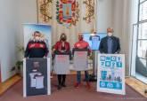 Presentación de una nueva edición de la Media Maratón de Cartagena