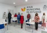 Inauguración del Aula de Estudio de Molinos Marfagones