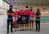 Participación del Club Natación Cartagonova en el Campeonato de España Infantil de invierno celebrado en Málaga