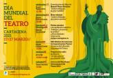 Programación Día Mundial del Teatro