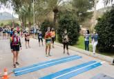 El III Trail de Alumbres se convierte en la primera carrera popular de este año en Cartagena