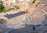 Teatro Romano de Cartagena.