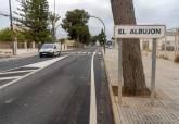 Avenida Constitución de El Albujón.
