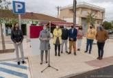 Inauguración de la avenida de la Constitución de El Albujón.