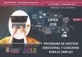 Programa de gestión emocional y coaching para el empleo de la ADLE