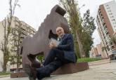'Esculturas Monumentales', de Juan Méjica, en la Alameda de San Antón