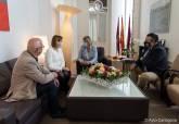 Visita de la vicepresidenta autonómica.