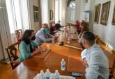Reunión de la junta de gobierno