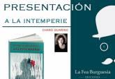 Presentación libro A la intemperie