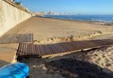 Adecuación del litoral.