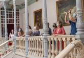 Visitas guiadas al Palacio Consistorial.