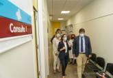 Inauguración del Consultorio Médico de Santa Ana