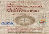 Jornada de puertas abiertas en el Archivo Municipal por el Día Internacional de los Archivos