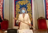 Noelia Arroyo, nueva alcaldesa de Cartagena