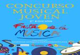 Cartel Concurso Musical Joven