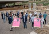 Presentación programación cultural del verano en Cartagena