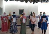 Clausura de los Talleres para mujeres inmigrantes de los Centros Interculturales