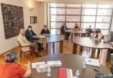 Reunión de la Fundación Museo del Teatro Romano