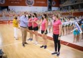 Clausura temporada Escuela Municipal Gimnasia Rítmica
