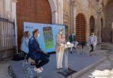Presentación de Estren-arte en la Catedral Antigua de Cartagena