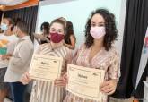 Entrega diplomas corresponsales juveniles