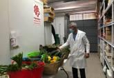 El Huerto Ecológico del Centro Juvenil de Canteras destina sus frutos a comedores sociales