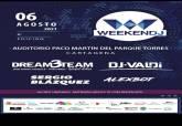 VI Weekend DJ Fest Cartagena