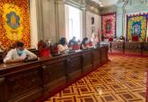 Reunión de la Comisión de Hacienda e Interior