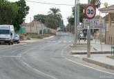 Carretera de El Albujón.