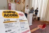 Presentación del I Festival de Percusión CoPer-Acción