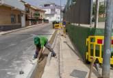 Vía Pública mejora la seguridad de los accesos al colegio Nuestra Señora de Los Dolores