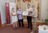 Entrega de premios de la Ruta de la Tapa de Los Belones