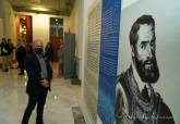 Inauguración de la exposición 'El viaje a la Especiería' que conmemora el V Centenario de la Vuelta al Mundo Magallanes-Elcano