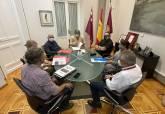 El Ayuntamiento opta a fondos europeos para la transformación tecnológica y comercial de la calle San Fernando