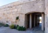 Medidas de seguridad en el Castillo de San Julián