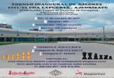 Cartel I Torneo Inaugural CDA Lapuerta - Ajedrízate