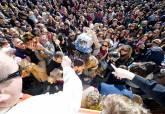 Misa, bendición de animales y baile del Vermú en San Antón