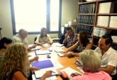Reunión de la comisión de valoración de PAICA - Ampliar imagen