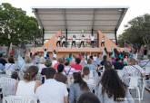 Evento sociocultural por la nueva imagen de la Plaza Virgen de Los Dolores - Ampliar imagen
