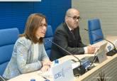Jornada COEC en la Autoridad Portuaria con la intervención de la vicealcaldesa, Ana Belén Castejón - Ampliar imagen