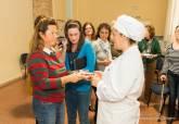 Curso de Cocina ADLE, recetas para celiacos - Se amplía imagen