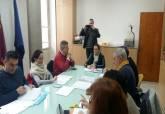 Reunión del Consejo Rector de la ADLE - Ampliar imagen