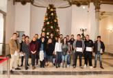 Entrega de diplomas de la ADLE - Ampliar imagen